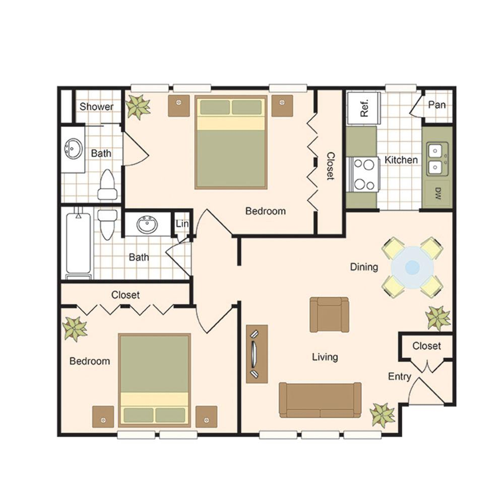 Woodway Apartments In Houston